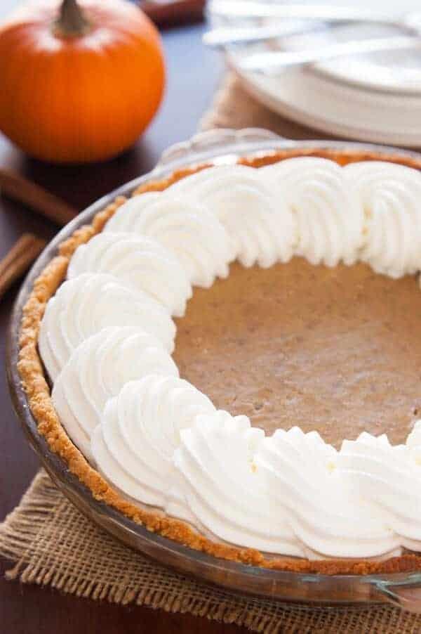 Paleo Pumpkin Pie Recipe (Gluten-Free, Clean Eating, Dairy-Free)