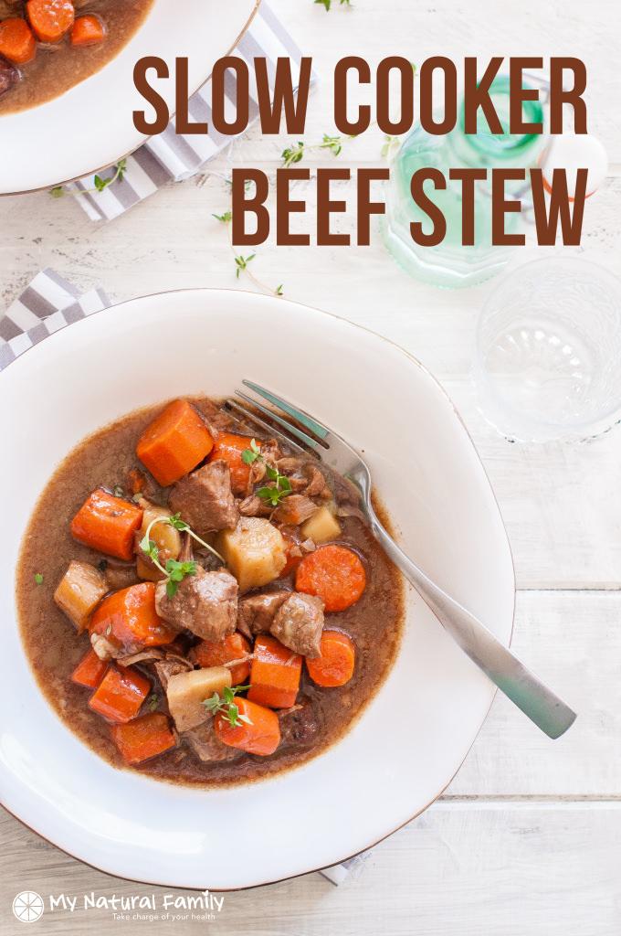 paleo beef stew slow cooker Recipe