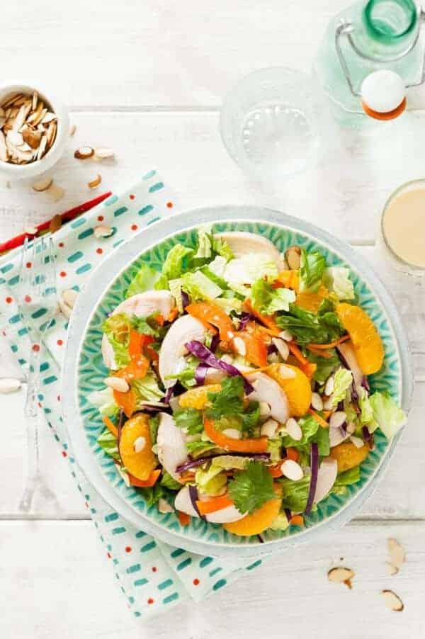 Paleo Chinese Chicken Salad