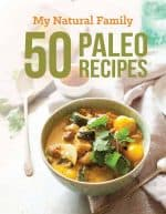 Download the 50 Paleo Recipes eBook for Kindle, iBooks and PDF for $5.99