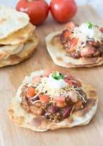 Healthy Navajo Tacos