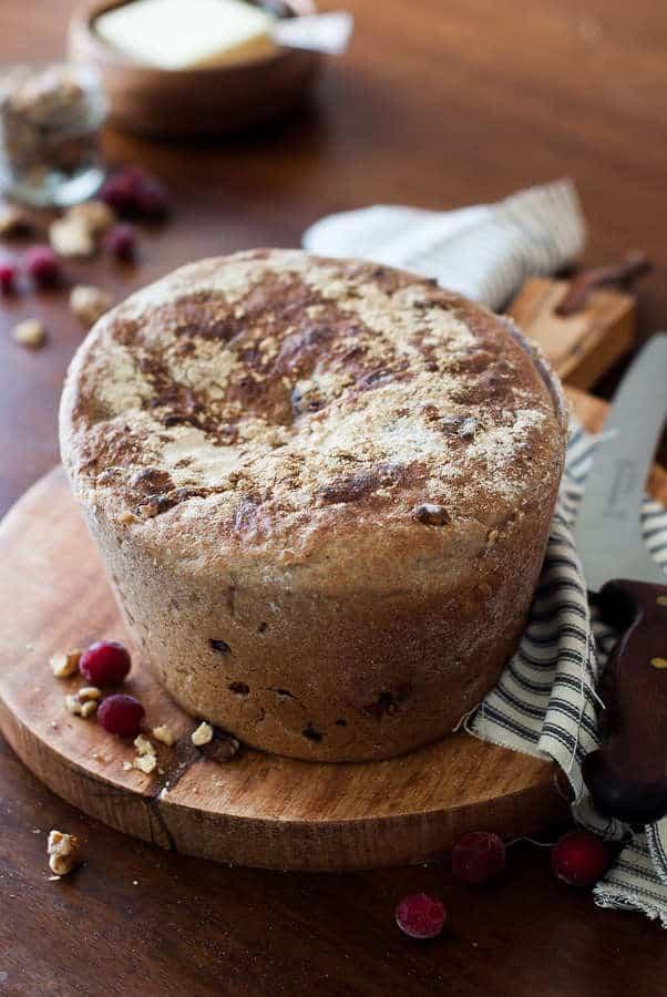 Whole Wheat Crock Pot Bread Recipe