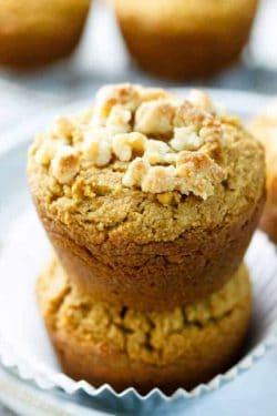 Paleo Sweet Potato Muffins Recipe {Gluten-Free, Clean Eating, Dairy-Free}