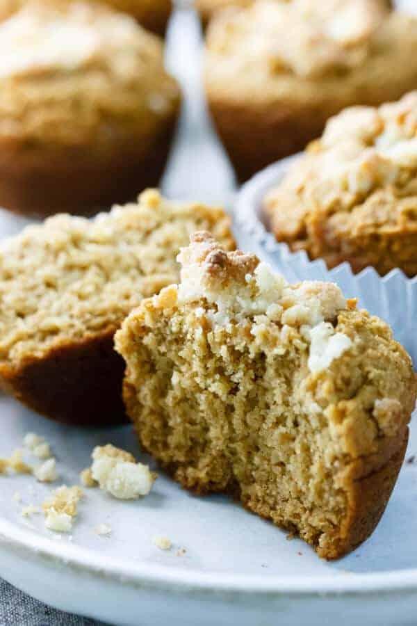 Paleo Sweet Potato Muffins Recipe {Gluten-Free, Clean Eating, Dairy-Free}