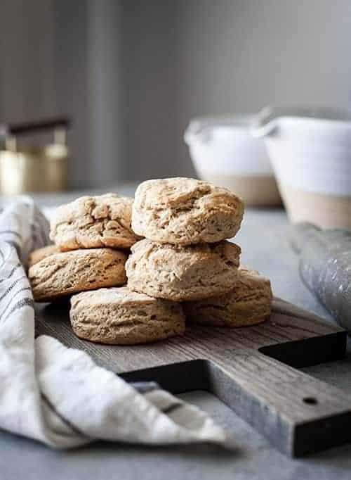Einkorn Biscuits Recipe