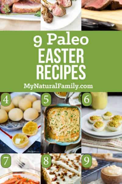 Paleo Easter Recipes