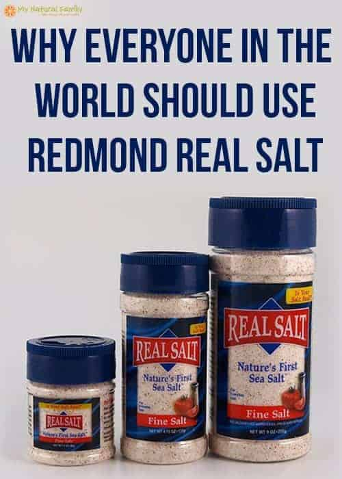 Real Salt Health Benefits