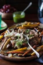 Paleo Pork Roast Slow Cooker