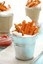Paleo Sweet Potato Fries