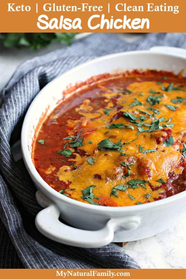 Keto Salsa Chicken Recipe