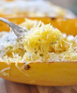 Keto Spaghetti Squash Recipe