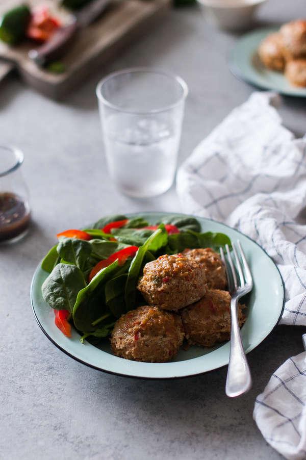Best Easy Turkey Meatloaf Muffins