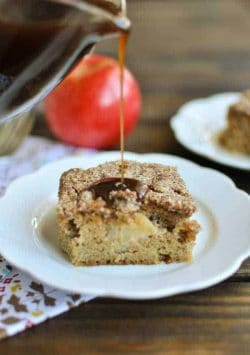 Paleo Apple Cake
