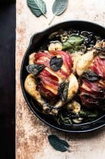 Paleo Bacon Wrapped Chicken