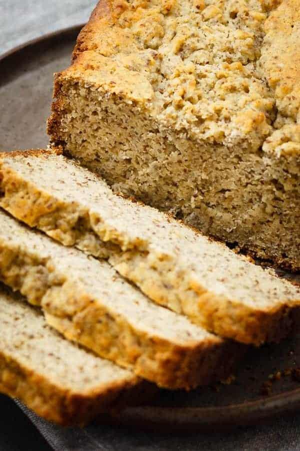 paleo bread maker recipe