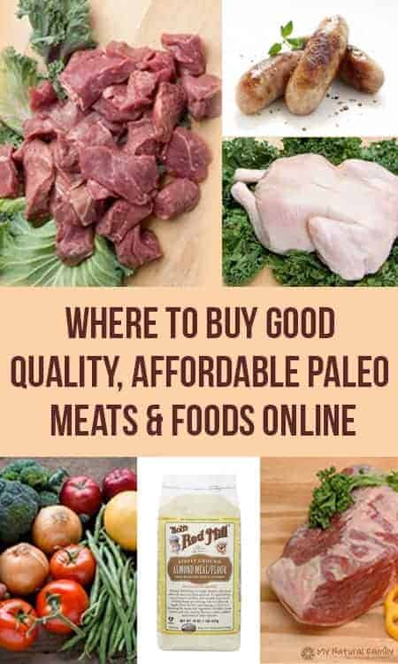Paleo Products Online