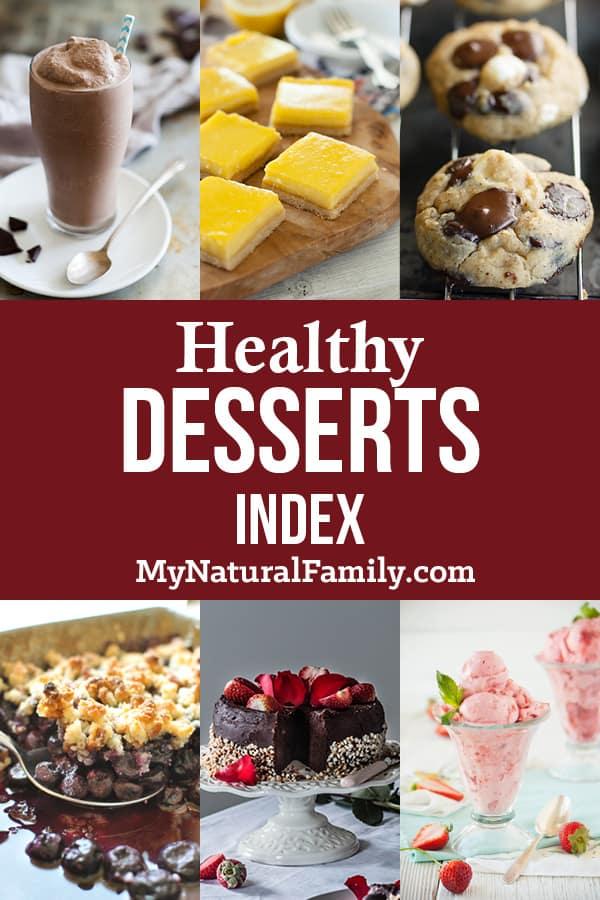 Healthy Desserts Index